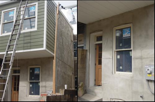 Stucco Finished Photos