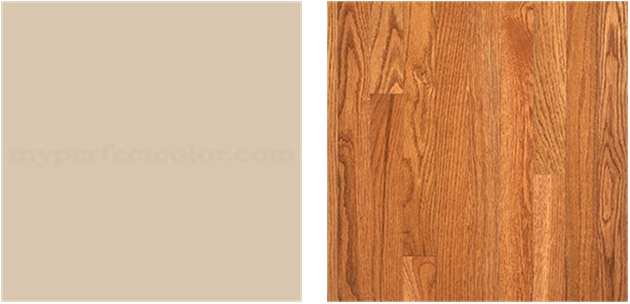 Chestnut wood flooring
